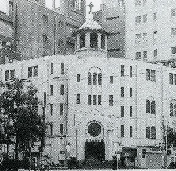 銀座教会第三次会堂